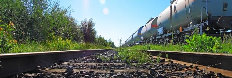 železniški prevozi