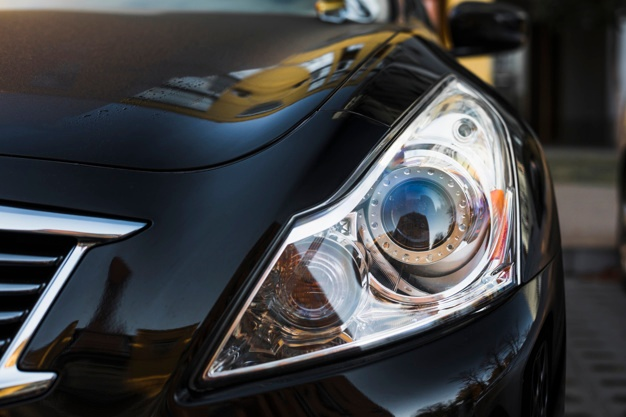 Dovršeni sodobni osebni avtomobili