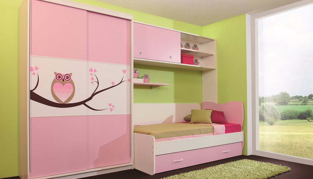 Otroške sobe po meri