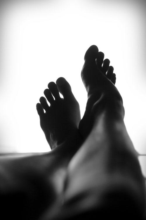 Učinkovita refleksna masaža stopal
