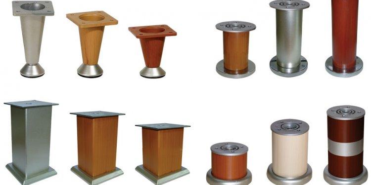 Kakovostna ponudba različnih pohištvenih nog in nog za mizo