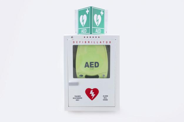 defibrilator AED