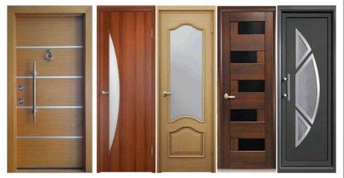 Notranja in vhodna lesena vrata za vsak dom