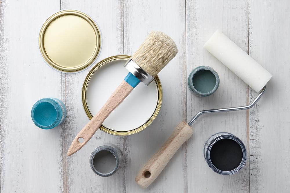 Kakovostne barve ter premazi za kovino in les